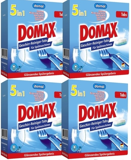 Hợp chất tẩy rửa Domax dành riêng cho máy rửa bát công nghiệp