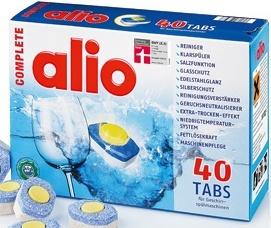 Viên rửa chén Alio xứng đáng với sự tin tưởng của người tiêu dùng