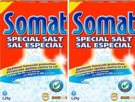 Muối rửa bát Somat 2,4kg nhập khẩu Đức