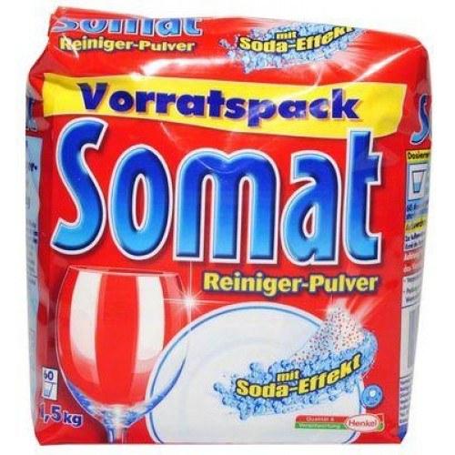 Bột rửa chén Somat đem chất lượng Châu Âu đến từng gia đình Việt