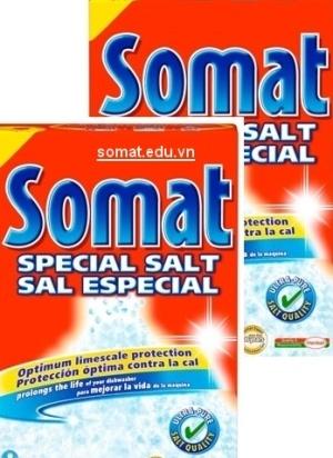 Thoải mái thư giãn nghỉ ngơi vì đã có Somat rửa bát