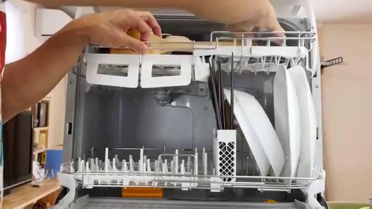 Tìm hiểu về công nghệ máy rửa bát hiện nay