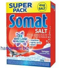 muối rửa bát dùng cùng với nước rửa bát