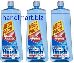 nước rửa bát dùng cho máy rửa bát, nước rửa bát finish nhập khẩu tốt cho máy