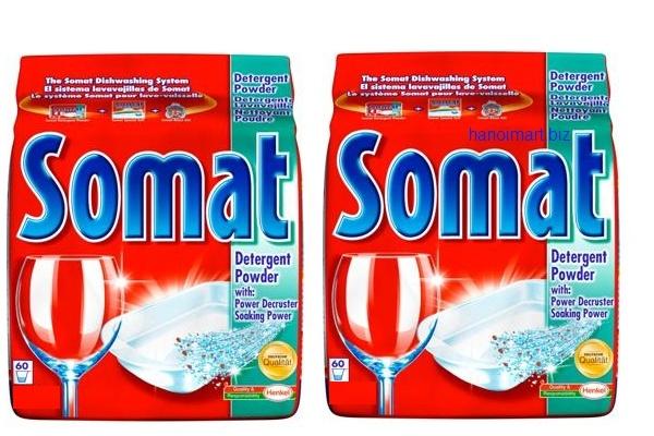 Somat – thương hiệu viên rửa chén chiết xuất từ hương liệu tự nhiên
