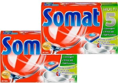 Viên rửa chén somat domax, muối rửa chén alio rossy khuyến mại bột rửa chén