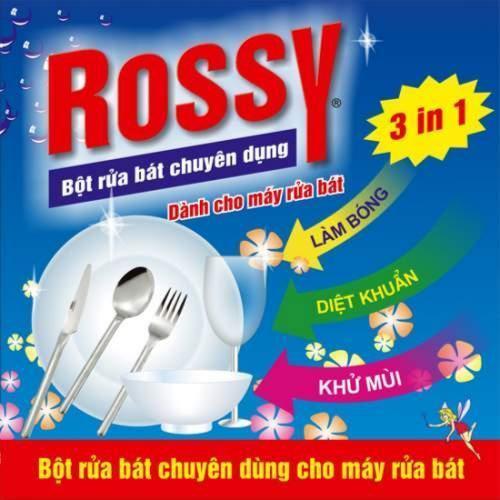 Cách lựa chọn Rossy muối chuyên dụng cho máy rửa chén