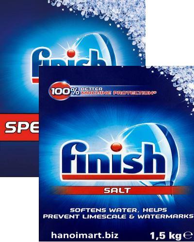 muối rửa bát finish tiết kiệm nhất giá rẻ nhất loại 4.5kg